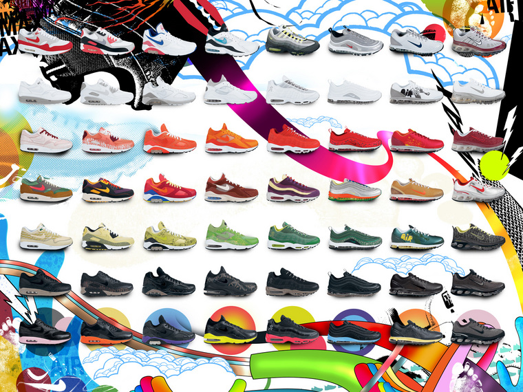 every nike air max ever made