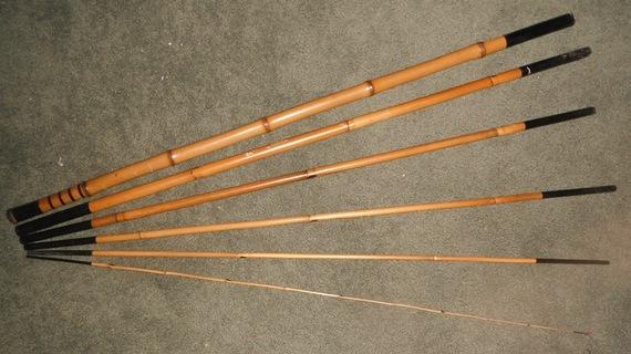 Traditional Bamboo Tenkara Rod The Bamboo Rod Room