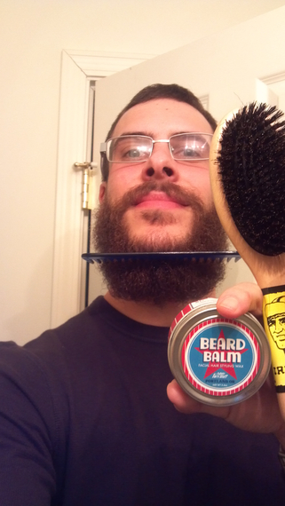 Honest Amish Beard Balm Conditioner