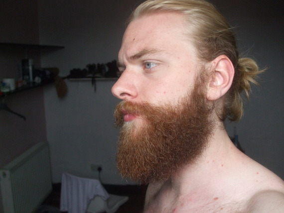 Incredible Daveomac Beard 9 Months And A Trim In Beard Journey Discussion Hairstyle Inspiration Daily Dogsangcom