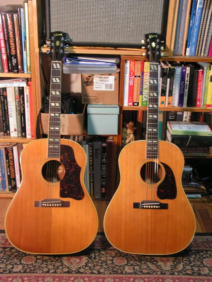 gibson country western guitar