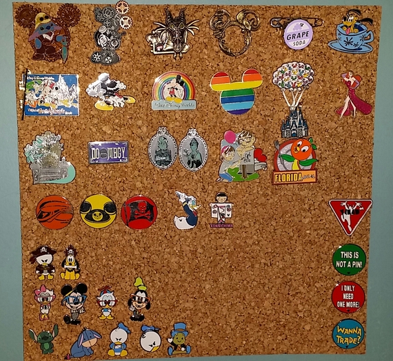 My Disney Corner - Pin Pics Forum