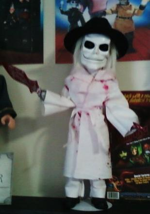 Blade Replica Puppet Master Collection and Action Figures