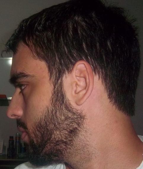 First Time Beard Grower First Trim Questions Beard Board