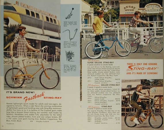 List of Synonyms and Antonyms of the Word: 1970 Schwinn Catalog