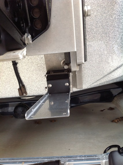 New to Side Imaging - Mounting SI transducer on a Sabre - Bass Cat Boats