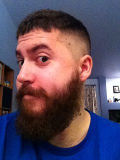 Strange Haircut Without Trimming Sideburns In Facial Hair Help Archive Short Hairstyles Gunalazisus