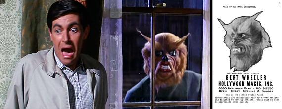 tier horrorfilm werewolf