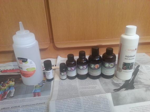 Homemade Beard Oils - Beard Board