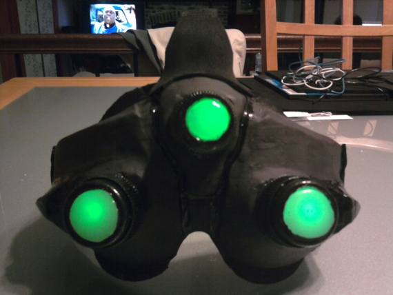 Splinter Cell -- Sonar Goggles - The League of Heroes ...