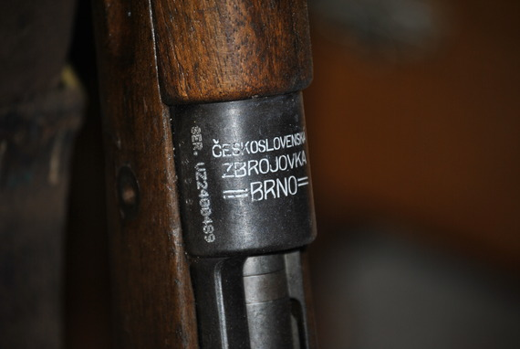 Receiver marks - The Curio and Relic Firearms Forum