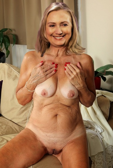 About still hillary nude hilary rodham clinton think
