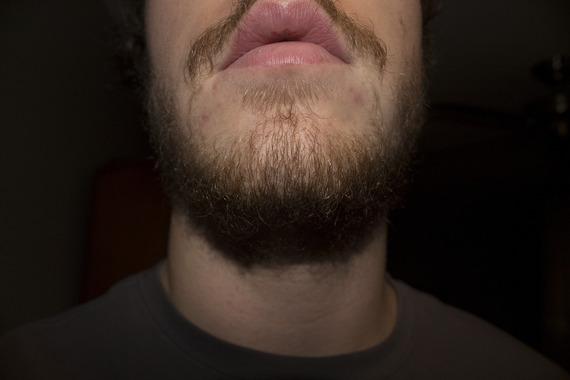 Ricki Hall inspired Handlebar Beard attempt 21 y/o - Beard Board