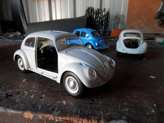 Custom 1:25 Herbie Project - LoveBugFans com
