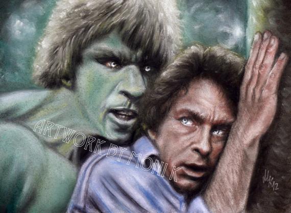 Hulk Tv Serie
