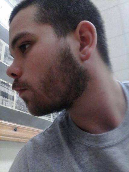 How to grow a beard at 21