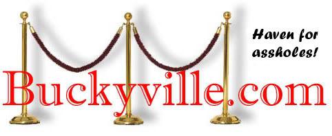 The dregs of Buckyville.