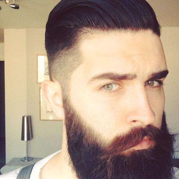 Groovy Reached A Year First Beard 20 21 Years Old In Long Beards Short Hairstyles For Black Women Fulllsitofus