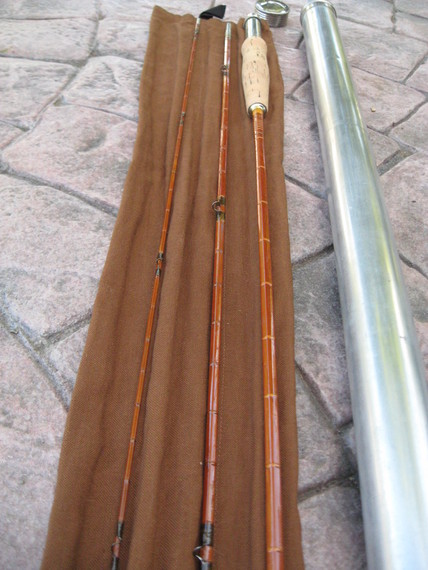 The Classic Fly Rod Forum Goodwin Granger Quot The Goodwin Rod Quot 8 5
