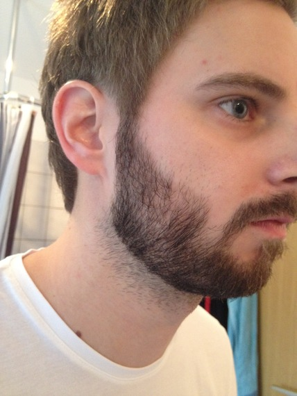 Remarkable, First facial hair recommend