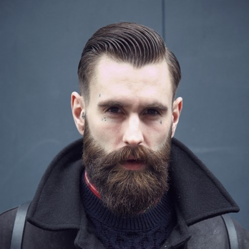 Prime First Attempt At Full Beard 6 Week Update In Men Age 26 And Short Hairstyles For Black Women Fulllsitofus