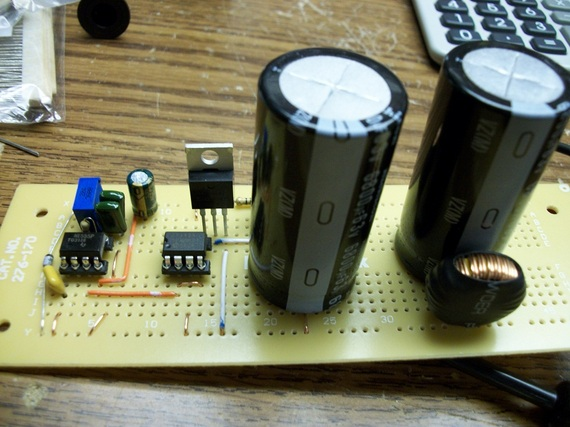 Voltage Doubler Desulfator Design - Page 3 - Lead Acid