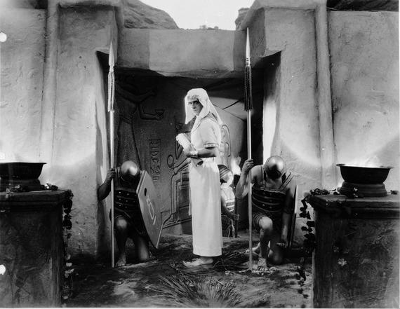The Mummy: Unidentified Stills
