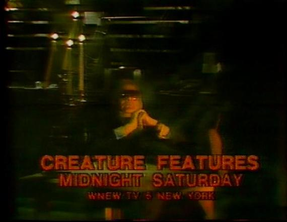 Creature Features and Chiller Theater Shows from NY WPIX Ch