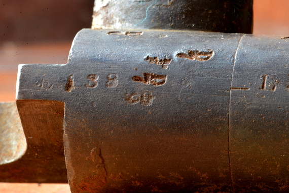 Barrel marks on EIC Type C Percussion Musket - British Militaria Forums