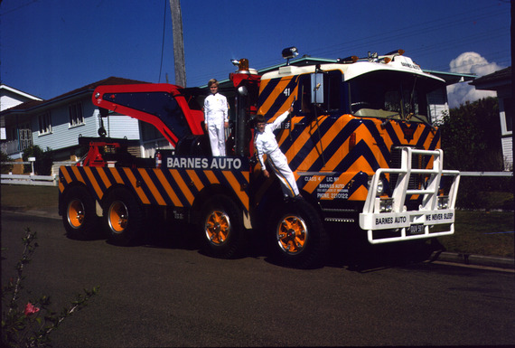 Barnes Auto Brisbane - Historic Commercial Vehicle Club of ...