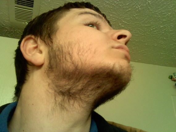 chin strap goatee beard - photo #10