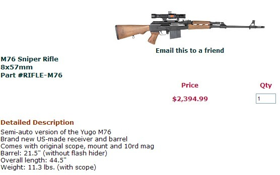 Yugo M75 ammo on the way- NOW - Page 4 - ParallaxBill's Curio