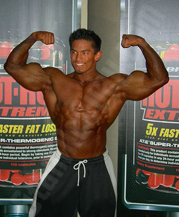 Stan Mcquay the perfect Bodybuilder! - Bodybuilders Inc
