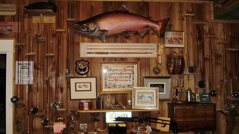 The Classic Fly Rod Forum A Display Rod