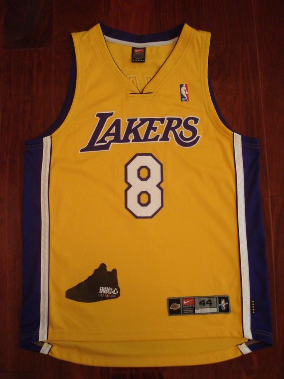 buy popular 17989 2e683 Official Kobe Bryant Jersey Collection Post | NikeTalk