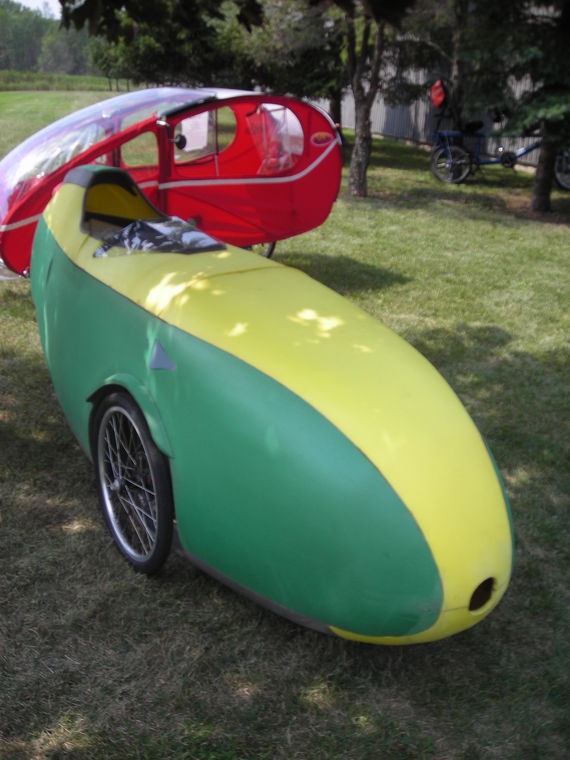 Velomobile based on the Catrike, anybody gone down this path