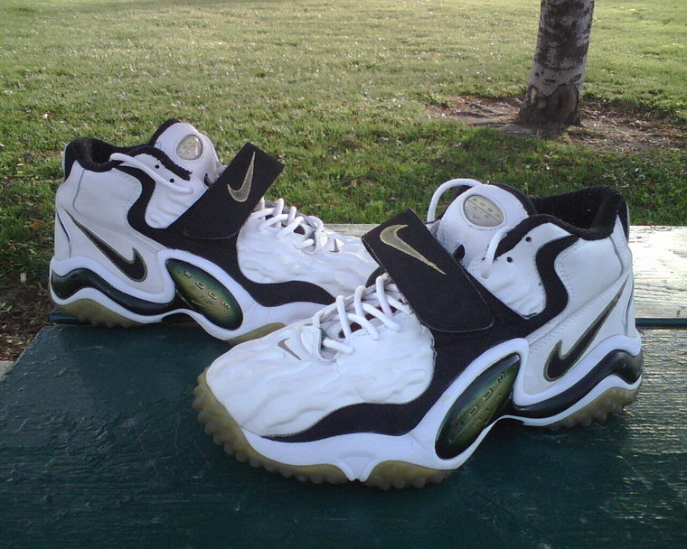new arrivals get cheap on wholesale 1997 NIKE AIR ZOOM TURF JET(BRETT FAVRE)