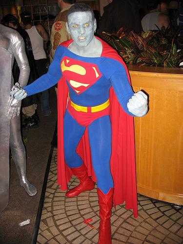 Bizarro The Superhero Costuming Forum