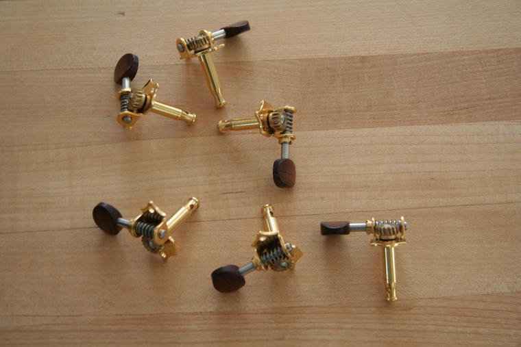 sold waverly gold snakewood 3l 3r tuners in buy and sell forum. Black Bedroom Furniture Sets. Home Design Ideas