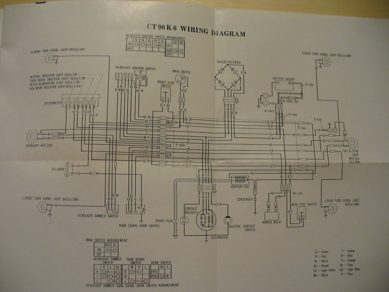 400ex Ignition Wiring Diagram On 5 Wire Stator Magneto Wiring Diagram