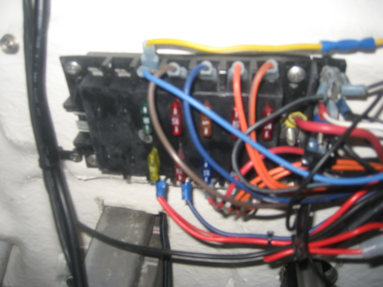 electrical rewire-fuse panel - sea hunt boats - owners' group 1994 sea ray wiring diagram sea hunt wiring diagram #12
