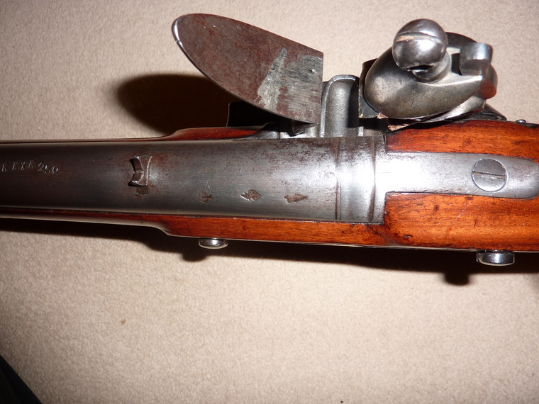 EIC Brown Bess Musket Questions - Page 1 - British Militaria