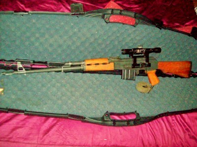 Yugo M76 - non C&R - New World Order