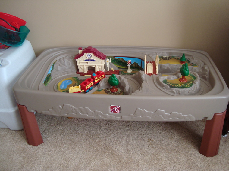 Kidcraft Train Table train car table Quotes