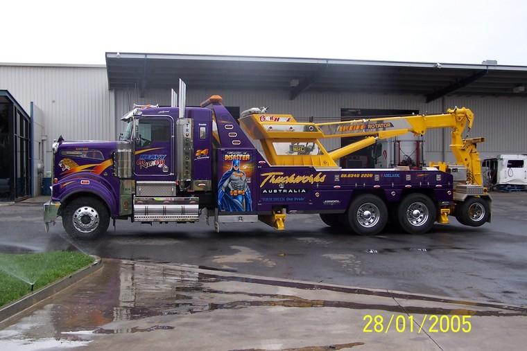 Tow Truck Melbourne - Best Image Truck Kusaboshi Com