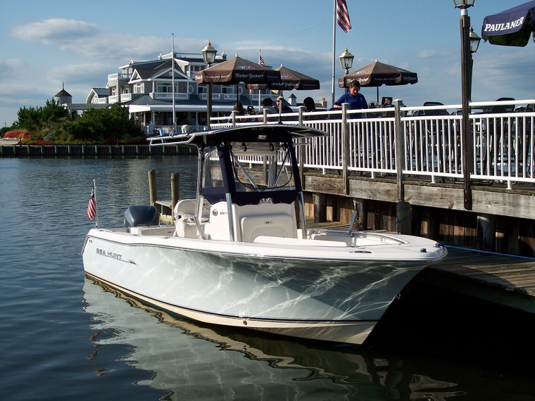 Canvas Enclosure Sea Hunt Boats Owners Group