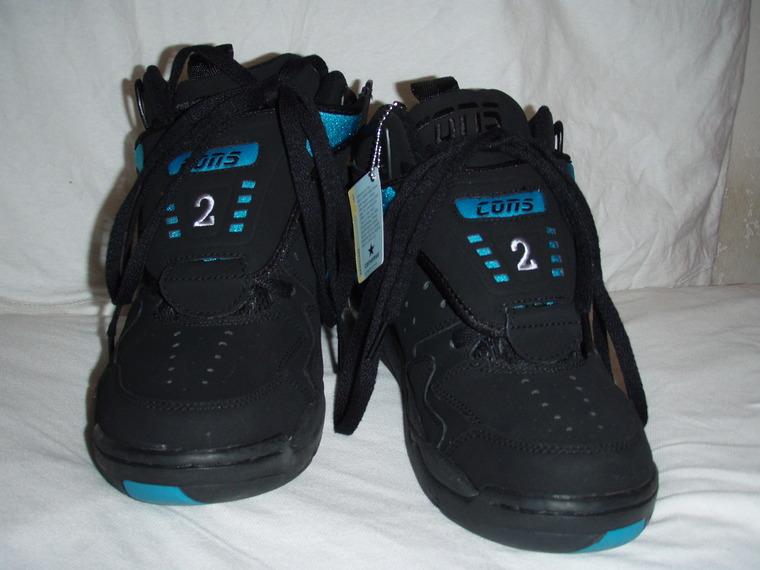 06b5f796d0b Anybody Remember GRANDMAMA and the Larry Johnson Sig. Converse shoe ...