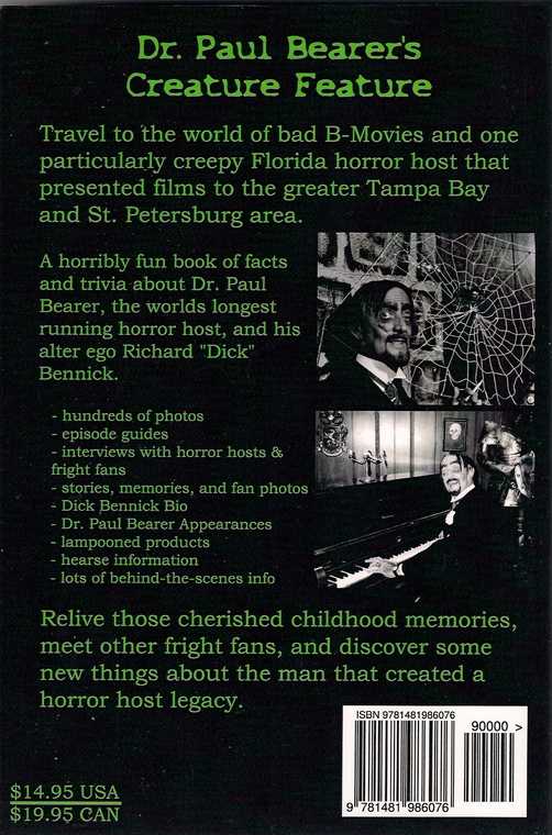 Dr Paul Bearer - Page 2 - Classic Horror Film Board