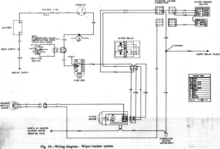 Ve Commodore Engine Wiring Diagram