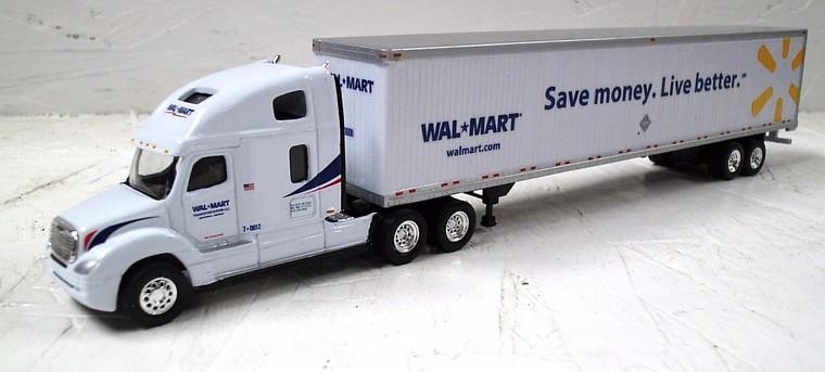 Toy walmart truck